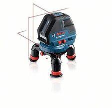 Bosch Linienlaser GLL 3-50 P + L-Boxx Einlage + Laserzieltafel + Schutztasche