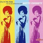 It's in His Kiss: The Very Best of the Vee-Jay Years [Charly] * by Betty Everett (CD, Feb-2005, Charly Records (UK))
