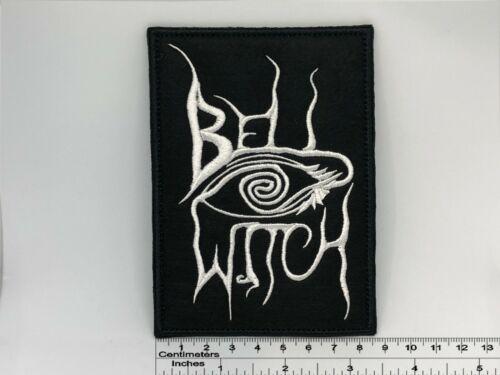 "4,72/"" x 3,4/"" Bell Witch patch 12cm x 8,6cm"