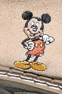 Adorable Disney Mickey Mouse Hiking Boots, Size 1, Great Condition, Rare!