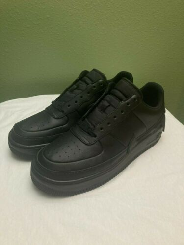 "Womens/Mens Nike Air Force 1 Jester XX, ""Triple Bl"