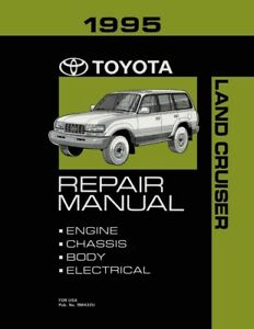 image is loading 1995-toyota-land-cruiser-shop-service-repair-manual-