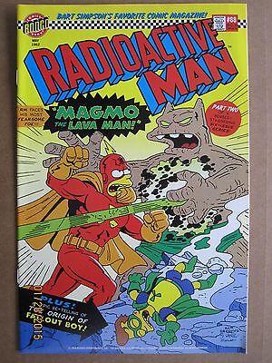 1994 BONGO COMICS GROUP RADIOACTIVE MAN #88