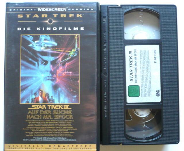 STAR TREK III - Auf der Suche nach Mr. Spock - VHS