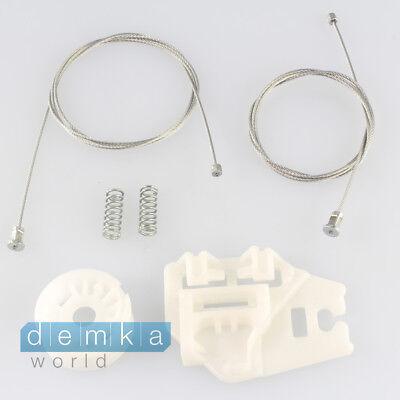 bmw e46 fensterheber reparatursatz hinten links 98 05 ebay. Black Bedroom Furniture Sets. Home Design Ideas