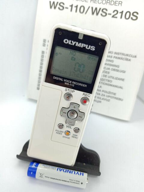 Olympus WS-811 Digital Voice Recorder Dictaphone Dictation Machine MP3 WMA USB