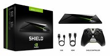 NEW NVIDIA SHIELD PRO 500GB Console with 2015 Controller Bundle HDMI Android