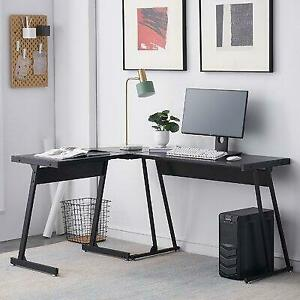 The Twillery Co. Home Office Computer Desk Writting Desk, Black - 76% Off Canada Preview
