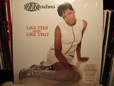 """MONICA - LIKE THIS AND LIKE THAT / BEFORE YOU WALK OUT OF MY LIFE (12"""") 1995!! ♫"""