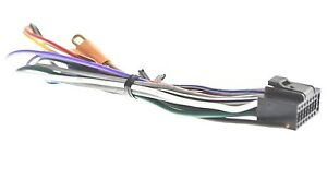 s l300 kenwood kdc x599 kdcx599 genuine wire harness *pay today ships kenwood kdc x599 wiring harness at aneh.co
