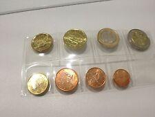 Euro-Serie fior di conio da 2 Euro a 1 cent Emissione:SLOVENIA 2009 in Blister