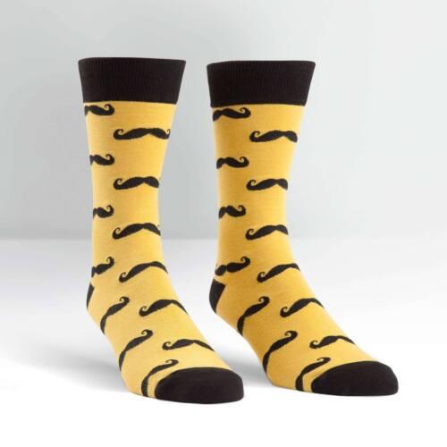 Sock It to Me MEN/'S Crew Socks-Baffi oro