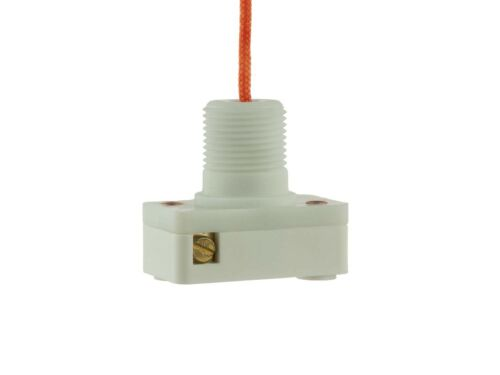 Normally Open 20... 1 Amp 250Vac Pull Cord Switch Castelco Brand Momentary