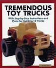 Tremendous Toy Trucks by Les Neufeld (Paperback, 2001)