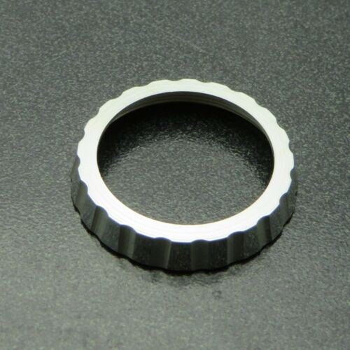 Genuine Conn Sousaphone Top Valve Cap Ring 22K, 20K Silver NEW E13