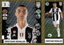 Panini FIFA365 2019 - Sticker 236 a/b - Cristiano Ronaldo - Juventus Turin