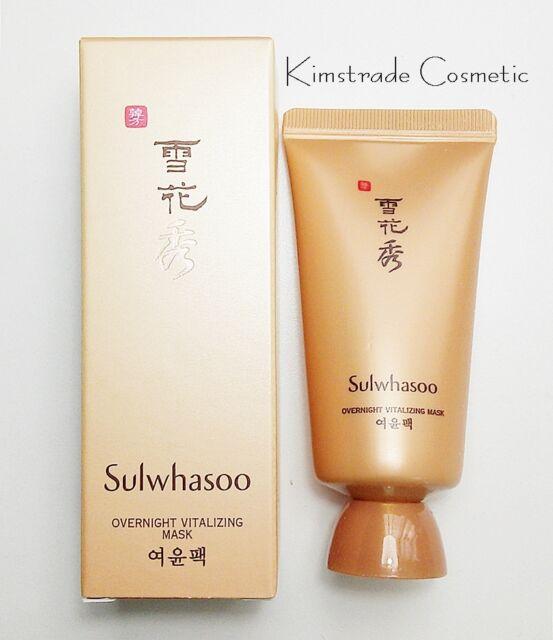 [Sulwhasoo] Overnight Vitalizing Mask Cream Pack 30ml