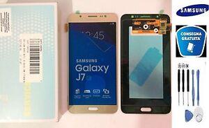 DISPLAY-LCD-TOUCH-SCREEN-ORIGINALE-SAMSUNG-GALAXY-J7-2016-J710-SM-J710FN-GOLD