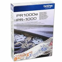 Premium Upgrade Pack 1 for PR1000E Brother Embroidery Machine PRUGK1 B277