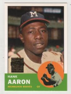 2000-Topps-Hank-Aaron-Reprint-10-Milwaukee-Braves-BV-3-Insert