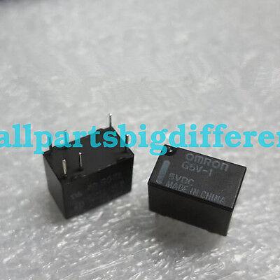 20//50//100pcs HRS1H-S-DC5V New 6Pins Relay 5VDC 5V