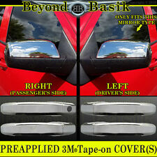 Auto Parts & Accessories 2014 2015 2016 2017 2018 SILVERADO SIERRA 1500 Chrome Tailgate Handle COVER W/KH Car & Truck Exterior Parts