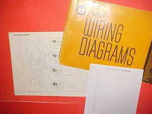1960 1961 1962 1963 1964 1965 studebaker hawk lark avanti wiring rh ebay com studebaker avanti wiring diagram Simple Wiring Diagrams