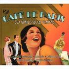 Cafe de Paris: 50 Grands Succes Fran‡ais by Various Artists (CD, Feb-2008, 2 Discs, Not Now Music)