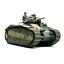 Tamiya-35282-French-Battle-Tank-B1-bis-1-35 miniature 2