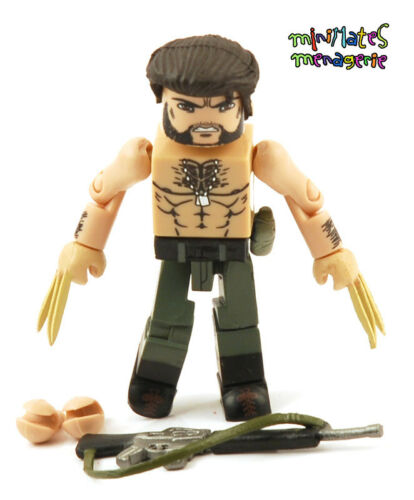 Marvel Minimates Series 26 X-Men Origins Wolverine Movie Special Ops Wolverine