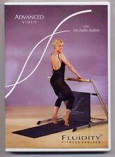 Fluidity Fitness Advanced DVD Michelle Austin Workout Bar Fitness