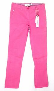 c58efd73eaf6 Pantalon Chino rose PEPE JEANS JUNIOR Fille ROSA CHICLE 12 ANS ...