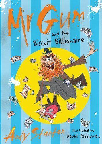 1 of 1 - Mr Gum and the Biscuit Billionaire By Andy Stanton, David Tazzy .9781405228152