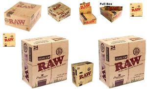 RAW-ORGANIC-amp-CLASSIC-KING-SIZE-SLIM-ORGANIC-amp-CLASSIC-CONNOISSEUR-HEMP-24-TIPS-50