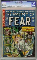 Haunt of Fear 16 CGC 6.5 OW/W Highest Golden Age Pre Code Horror Comic L@@K