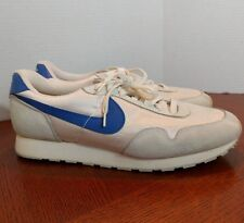 Vintage '80's Nike Bravo Running Shoes (Samples?) Mens Size 9.5