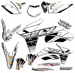 2018 SX 85 SX85 GRAPHICS KIT FITS KTM DECO DECALS STICKERS 85SX MOTOCROSS SENGE