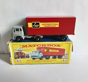 Matchbox Major Pack M-2 Articulated Freight Truck