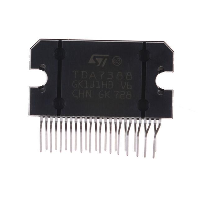 original st tda7388 amplifier ic replace tda7381 ebay rh ebay com