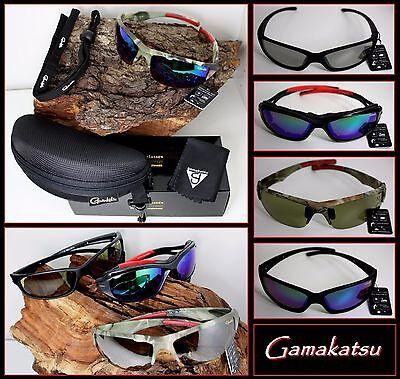 Gamakatsu G-glasses Racer Light Green//Blue polarisantes polarisation Lunettes Lunettes