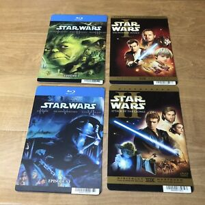 Star-Wars-Placards-8-x-5-Decor-For-Man-Cave-Or-Game-Room-Lot-Of-4
