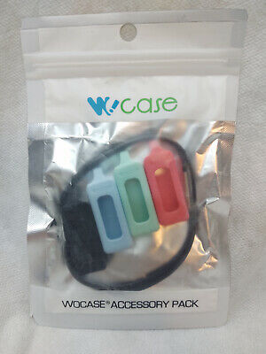 New Wocase Fitbit Flex Pendant-Necklace Collection With 4 Colors