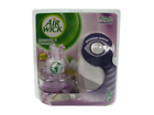 10 X Air Wick Air Freshener Plug in Unit and Refill Lavender & Camomile 25ml