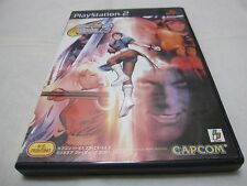 7-14 Days to USA. USED PS2 Capcom vs SNK 2 Millionaire Fighting Japanese Version