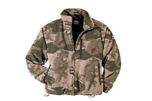 Cabela's Hommes's Outfitter Camo wooltimate Cisaillement Du Vent Imperméable Chasse Veste-afficher le titre d`origine PL5jp4Nd-07141313-710904702