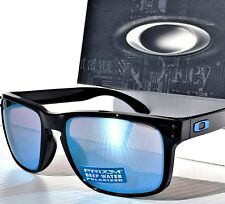 548072e9f7b item 3 NEW  Oakley HOLBROOK Black w POLARIZED DEEP WATER BLUE PRIZM Sunglass  9102 -NEW  Oakley HOLBROOK Black w POLARIZED DEEP WATER BLUE PRIZM Sunglass  ...