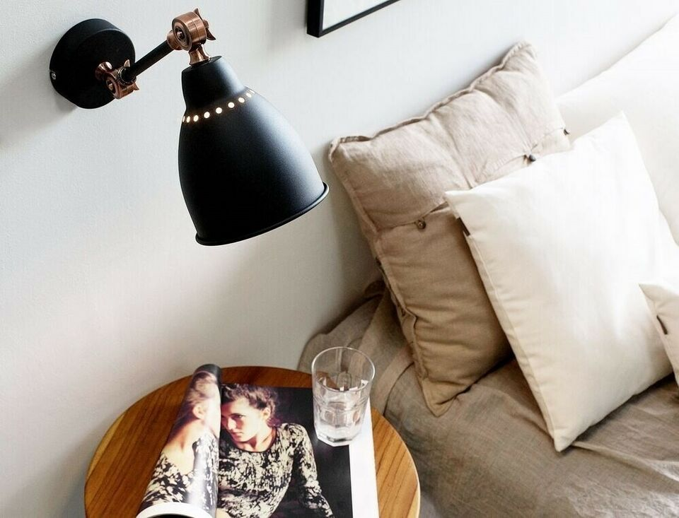 Væglampe, Beliani