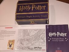 Harry Potter Midnight Magic Activity Trunk FOR RETAIL USE ONLY