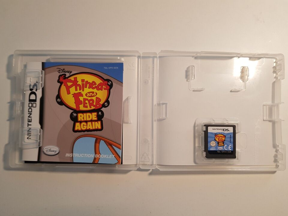 Phineas og Ferb, Nintendo DS