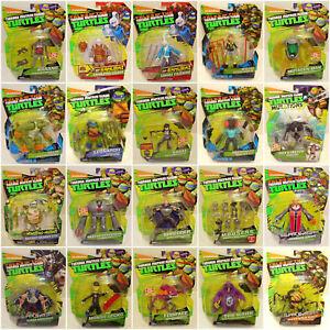 CHOICE Nickelodeon TMNT Teenage Mutant Ninja Turtles Action Figures Sealed